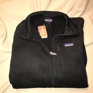 NWT Patagonia Men's better sweater jacket